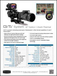 G1T3 System brochure