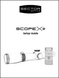 scopex2 manual