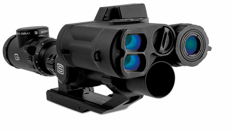 The G1T2 system is the first Sector Optics product with the unique Internal Display (ID) technology.